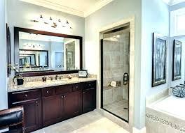 bathroom mirror with lights behind bathroom mirrors with lights behind lecoledupain com