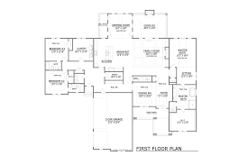 ranch floor plans with 3 car garage floor plans