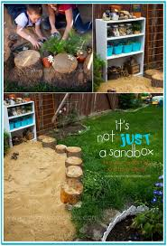 backyard play area home outdoor decoration