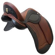 Horse Saddle by Tribute Dressage Saddle Schleese