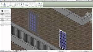 window and door bars using andersen revit window and door families youtube