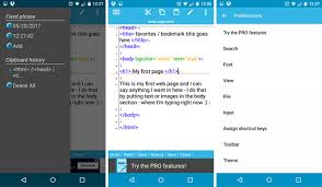 best editor for android 7 distraction free android text editors compared which is best
