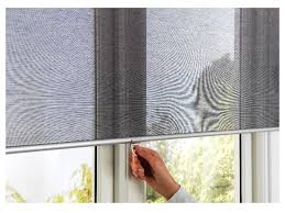 How To Install Tupplur Roller Blind Ikea Blinds Roller Skogsklöver Window Treatments Home U0026 Decor