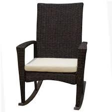 Wicker Outdoor Rocking Chairs Tortuga Bayview Rocking Chair Rocking Furniture