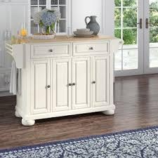 kitchen island with cutting board top cutting board kitchen islands carts you ll wayfair