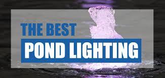 best submersible pond lights best underwater pond lights reviews costs pond informer