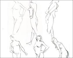learn to draw the human body with this free figure drawing e guide