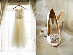 wedding shoes hamilton hamilton farm golf club wedding lace and organza wedding dress