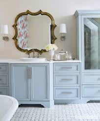 bathroom detail image wall mirror design ideas with wooden