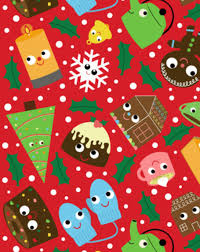 christmas wrapping paper designs christmas wrapping paper kawaii