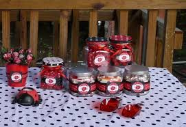 ladybug baby shower favors ladybug baby shower ideas craft the creatively and impressively