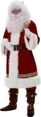 santa claus suit crm26 santa claus suit fashioned coat christmas