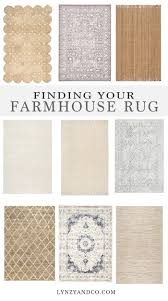 finding the perfect farmhouse rug living rooms room and house