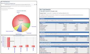 Total Compensation Statement Template by Oracle S Peoplesoft Hcm 9 1 On Demand Total Rewards Statem Flickr