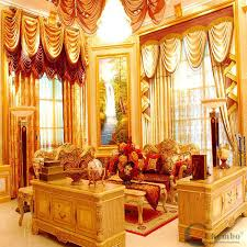 Buy Valance Curtains Luxury Economic Polyester Hotel Blackout Window Curtain Buy