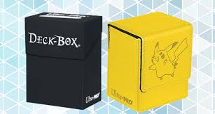 deck boxes collector u0027s cache