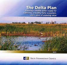 the delta plan delta stewardship council