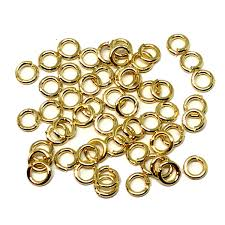 antique gold rings images Gold plated jump rings jump rings jumps rings gold plated jpg