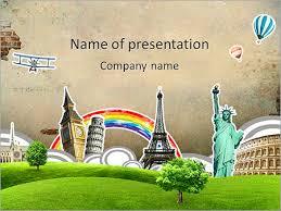 travel powerpoint templates u0026 backgrounds google slides themes