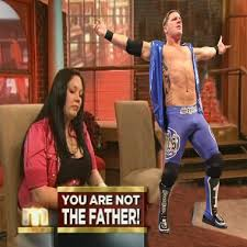 the highlight reel what if aj styles was the father or the saga