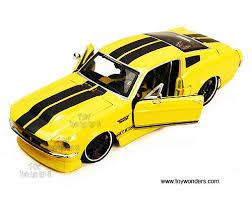 maisto ford mustang 1967 ford mustang gt500 top by maisto custom shop 1 24 scale