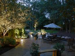 Tree Lights Landscape by Outdoor Lighting Company Todd U0027s Services