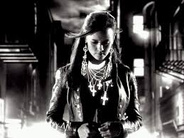 sin city halloween costume becky alexis bledel in sin city movies pinterest alexis