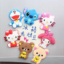 1x kitty rilakkuma fridge blackboard decorative
