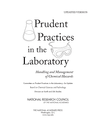 prudent practices in the laboratory