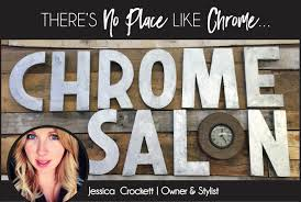 chrome salon and blowout bar of santa fe new mexico