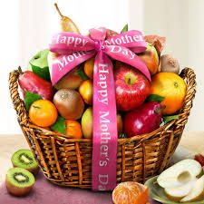 mothers day baskets s day fruit basket aa4000m a gift inside