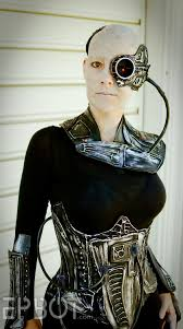 amazing borg costume cosplay pinterest geek girls costumes
