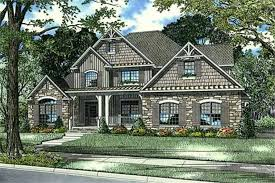 craftsman home plans with pictures craftsman house plan 4 bedrms 3 baths 2481 sq ft 153 1786