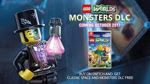 Classic Halloween Monsters List Monsters Dlc Pack Coming To Lego Worlds