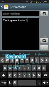 swype keyboard apk apk android 4 2 keyboard with gesture typin samsung galaxy note