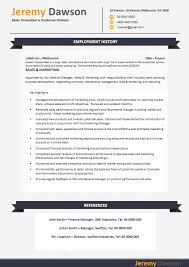 Australia Resume Template Employmentguide Com Au Images Sample Resumes Examp