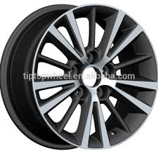 toyota corolla mag wheels replica alloy wheels fit for toyota 5x114 3 15 16 17 inch wheels