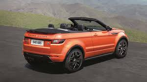 modified range rover evoque revealed 2016 range rover evoque convertible is world u0027s first