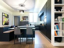 cuisine ouverte sur salle a manger grande cuisine grande cuisine ouverte avec arlot grande cuisine