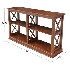 international concepts console table international concepts hton espresso console table ot581 70sl
