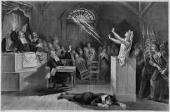 Image result for date for salem witch trials