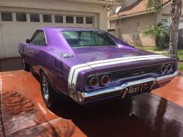 68 dodge charger rt 440 1968 dodge charger r t tribute built 440 engine california