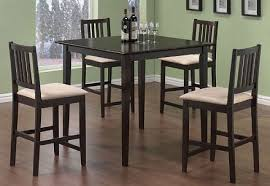 tall kitchen table and chairs small high kitchen table arminbachmann com