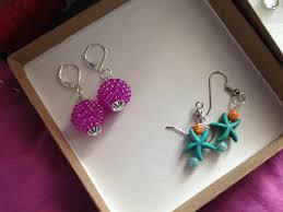 make dangle earrings dangle earrings two clever