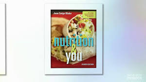 test bank nutrition and you 4th edition blake youtube