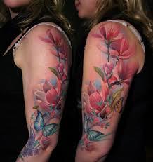20 magnolia tattoos tattoofanblog