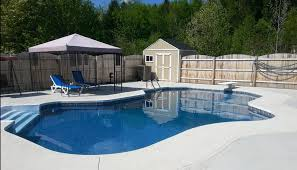 Backyard Leisure Pools by Services Amazon Pools And Spas