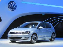 volkswagen models 2013 vw unveils high mileage diesel golf in paris that the u s won u0027t get