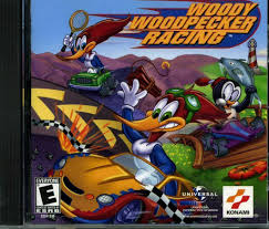 the woody woodpecker 109 11165 woody woodpecker racing video game pc games video