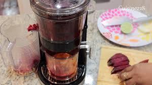 le pour cuisine jus de betterave cuisine 228